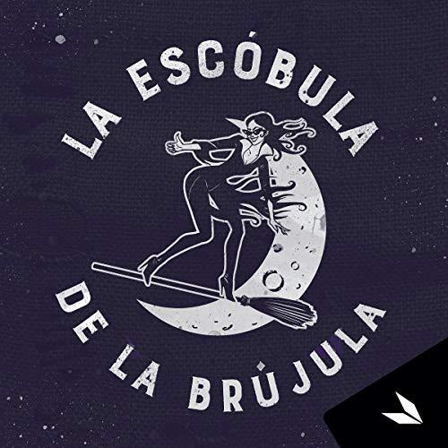 Diseño de la portada del título La escóbula de la brújula