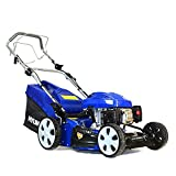 Hyundai HYM46SP 18 inch 460 mm Self Propelled 4-in-1 Petrol Lawn Mower Soft Grip...