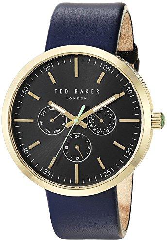 [テッドベーカー]TED BAKER 腕時計 ウォッチ ゴールド/ネイビー ファッション メンズ