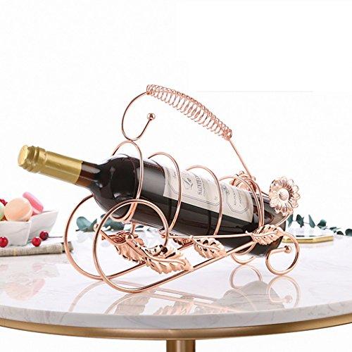 HTDZDX Solo mostrador de botellas, Pequeño mostrador de vino, Estante for vino, Soporte de exhibición de estante for vino, en despensa, bodega, cocina, sala de estar, estante de almacenamiento, 26 * 1