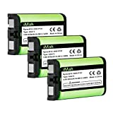 Best panasonic phone battery - 3-Pack iMah HHR-P107 Phone Battery Compatible with Panasonic Review