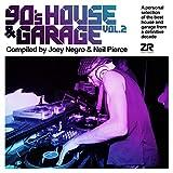 90S House & Garage Vol. 2 Comp By Joey Negro & Neil pierce [Vinilo]
