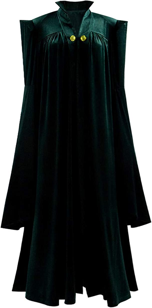 Skycos Womens Witch Halloween sold out Robe Costume Sorcer Cosplay Wizard gift