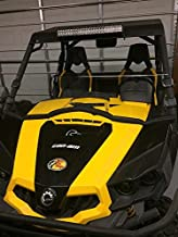 Half Front Windshield for Can Am Commander 800 1000 2011-2016 52.3