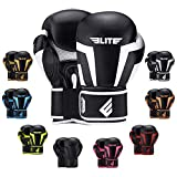 Sanabul Essential Gel Boxing Kickboxing Training Gloves...