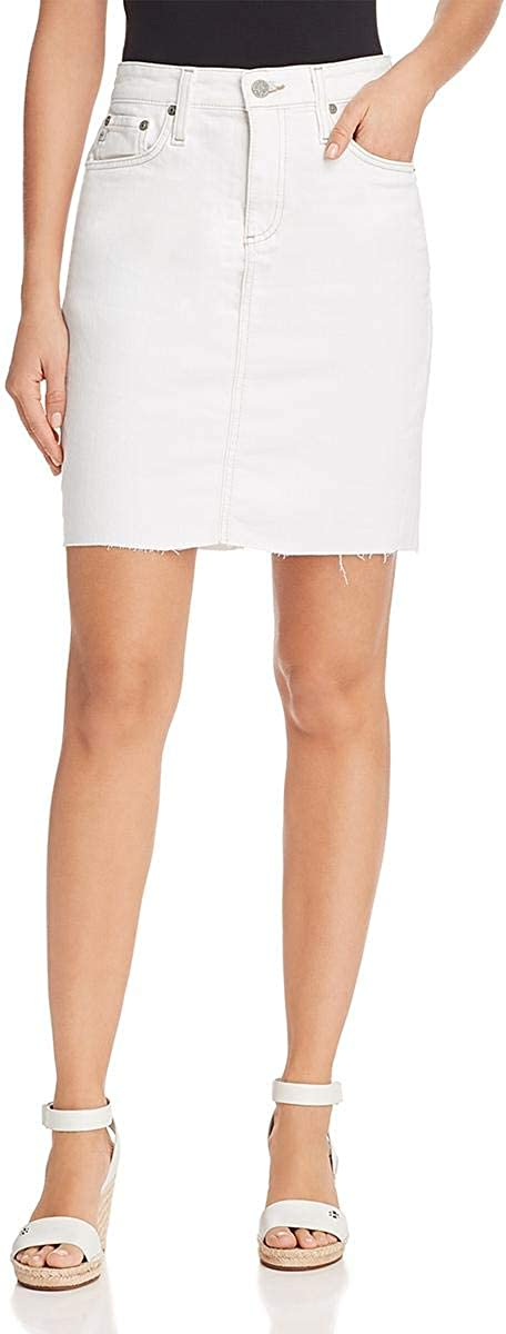 AG Adriano Goldschmied Women's Erin Skirt