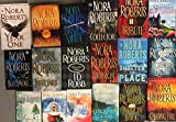 Nora Roberts Hardcover Novel Collection 18 Book Set