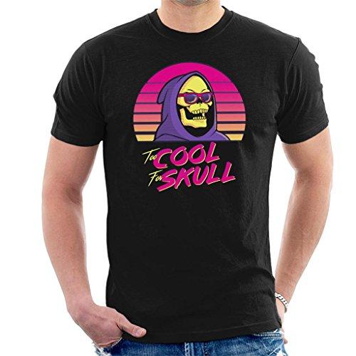 He Man Skeletor to Cool to Skull Men's T-Shirt