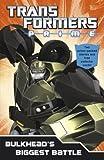 Transformers Prime: Bulkhead's Biggest Battle: Book 3 (Transformers Prime Chapter Bk)