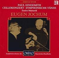 Cellokonzert & Symphonische Tanze by PAUL HINDEMITH (1992-04-03)