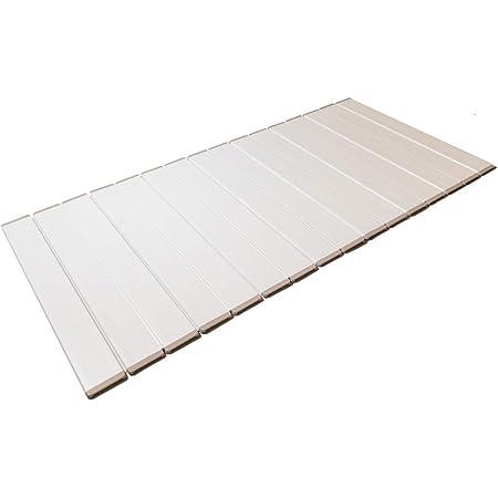 東プレ 折りたたみ式風呂ふた ラクネス 75×159cm アイボリー L16