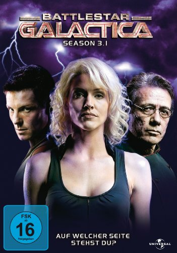Battlestar Galactica - Season 3.1 [3 DVDs]