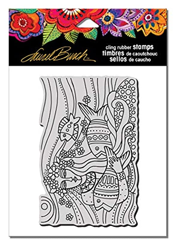 Stampendous LBCP017 Rubber Stamp