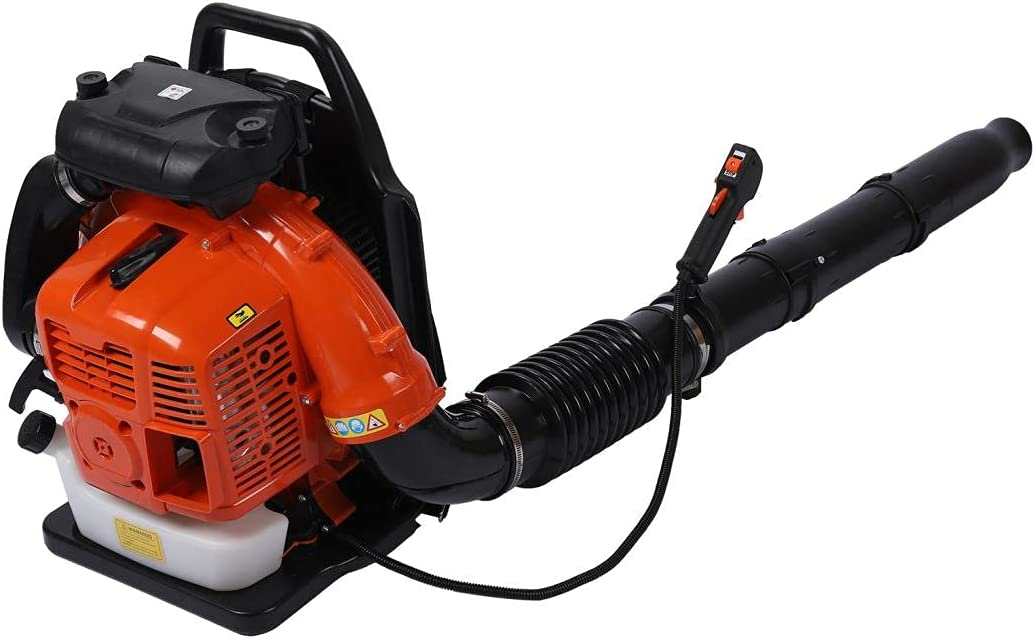 Leaf Ranking TOP10 Blower Our shop most popular 80CC 900CFM Gas 3.5kW Powered Pack Back