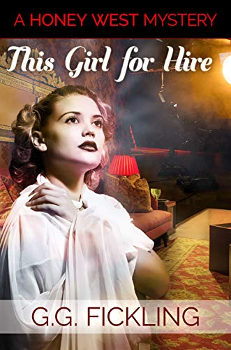 THIS GIRL FOR HIRE: A Honey West Mystery