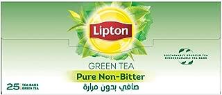 Lipton Green Tea Pure Non Bitter, 25 Teabags
