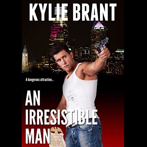 An Irresistible Man audiobook cover art