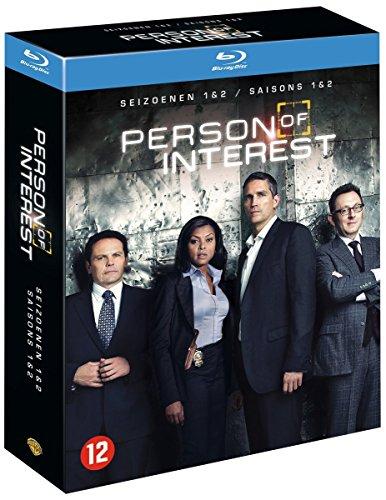 Person of Interest - Saisons 1 et 2 [Coffret 8 Blu-ray]