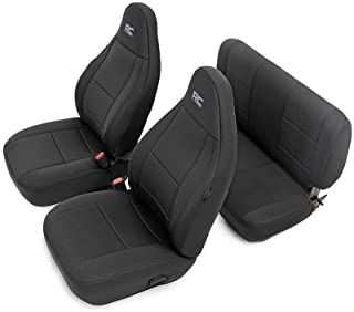 Wondrous Amazon Com Neoprene Seat Covers Jeep Wrangler Gmtry Best Dining Table And Chair Ideas Images Gmtryco