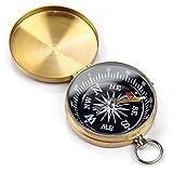 meteor® Kartenkompass: ideale Kompass für Ausflüge in die Berge, Backpacking, Camping, Survival, Orientierung, Lernen zu Navigieren - einfach zu lesen und zu benutzen (Kompass VAR. 11)