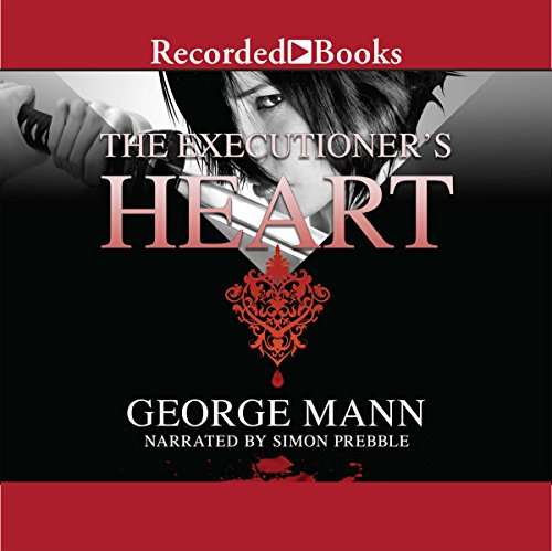 The Executioner's Heart audiobook cover art