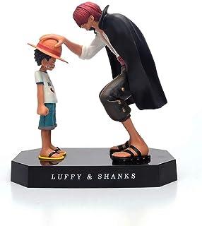 Winklay Una Pieza Figura de Acción Monkey D. Luffy/Portgas·D· Ace/Shanks/Sabo Japanese Anime PVC Modelo de Juguete Coleccionable