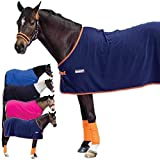 Loveson Fleece Cooler 60 Navy/Orange