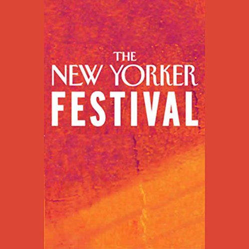 The New Yorker Festival - Political Rockers audiobook cover art
