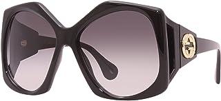 Gucci GG0875S Black/Grey Shaded 62/16/120 women Sungl