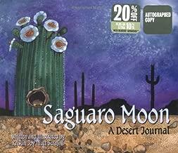 Saguaro Moon: A Desert Journal (Sharing Nature With Children Book)