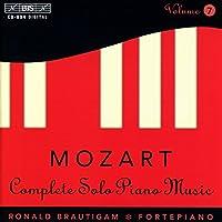 モーツァルト:「キラキラ星」による変奏曲 他