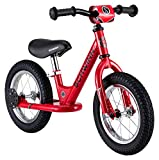Schwinn Toddler Balance Bike, 12-Inch Wheels, Beginner Rider Training, Red
