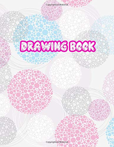 Drawing Book: 8.5' X 11', Personalized Artist Sketchbook: 110 pages, Sketching, Drawing and Creative Doodling Sketch Notebook to Draw and Write Journal (Workbook and Handbook) - Cover Design 13365432