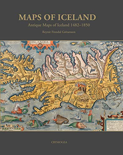 Maps of Iceland: Antique Maps of Iceland 1482-1850