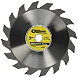 Porter-Cable 7005012 Oldham 7-in Adjustable Dado Blade