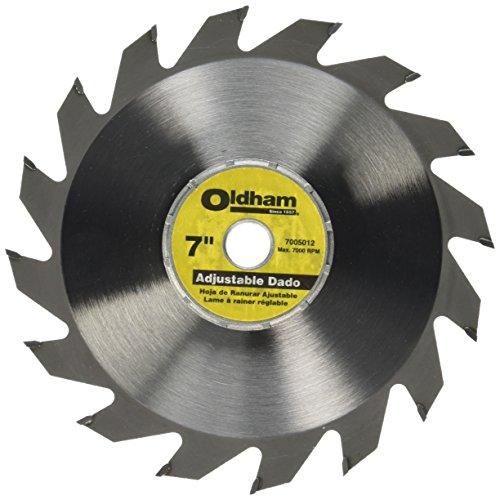 Porter-Cable 7005012 Oldham 7-in Adjustable Dado Blade Louisiana