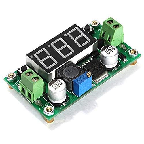 ViewSys Módulo de alimentación de Entrada 5 x 4V-40V DC-DC LM2596 Paso módulo hacia Abajo del regulador de Voltaje del convertidor de Alta eficiencia