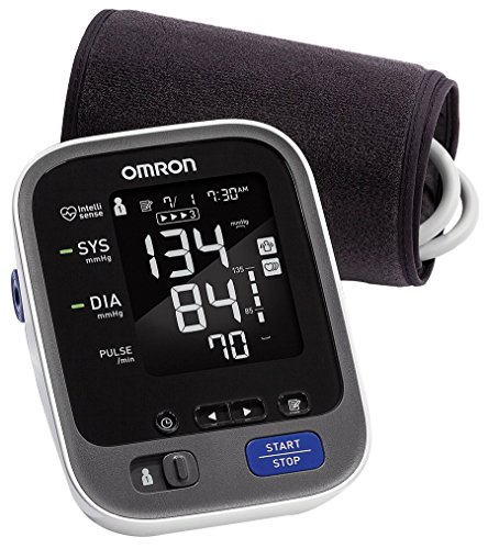 Why Choose 10 SERIES CONNECTED Bluetooth Smart, Advanced Accuracy Upper Arm Blood Pressure Monitor