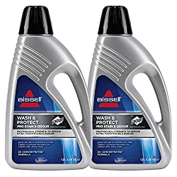 Carpets look good and stay cleaner longer with Bissell professional Stain & Odour Formula Carpet Cleaner. With a concentrated professional strength formula designed to remove extra tough stains and odours. It also protects from future stains with its...