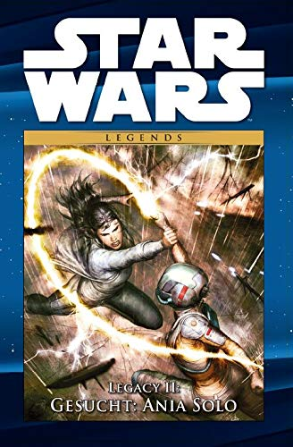 Star Wars Comic-Kollektion: Bd. 107: Legacy II: Gesucht: Ania Solo