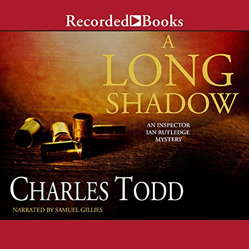 A Long Shadow cover art