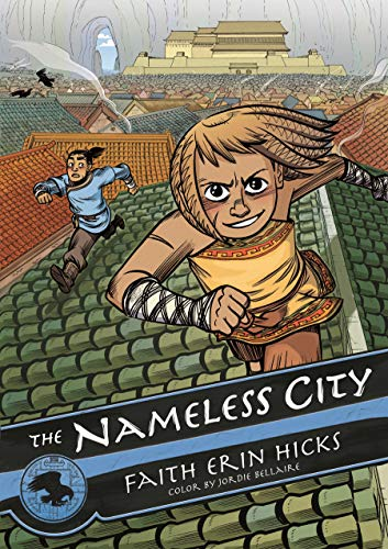 Hicks, F: The Nameless City