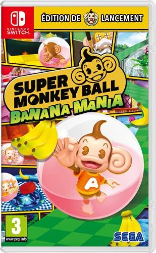Super Monkey Ball Banana Mania Launch Edition...
