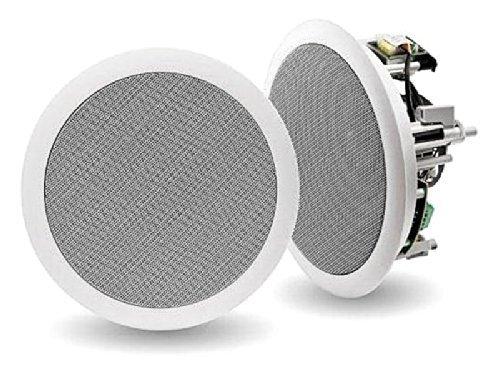 N.d Cassa Altoparlante DIFFUSORE Audio Acustico da SOFFITTO Incasso A Molle 200 mm