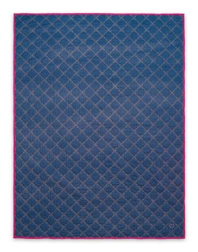 Little Diva Jeans Delicious Tagesdecke / 250*250 cm / Blau
