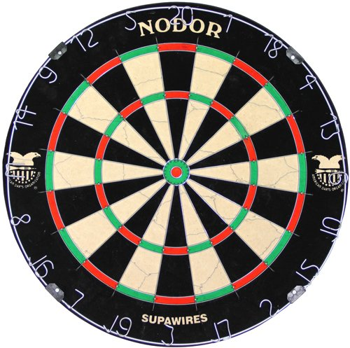 Steel Tip Dart Boards - Nodor - Supawire Bristle Board