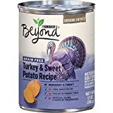 Purina Beyond Grain Free Turkey & Sweet Potato Recipe Ground Entree Adult Wet Dog Food - (12) 13 oz. Cans (Packaging May Vary)