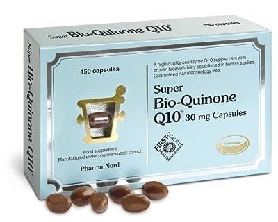 Bio-Quinone Q10 Capsules 30mg 150 Tablets by CLFDI