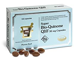 Q10 Ubiquinone is known as Pharma Nord's Bio-Quinone Q10. Oil-based formulation for optimum absorption. Reference product for the International Coenzyme Q10 Association. Manufactured to pharmaceutical standards.