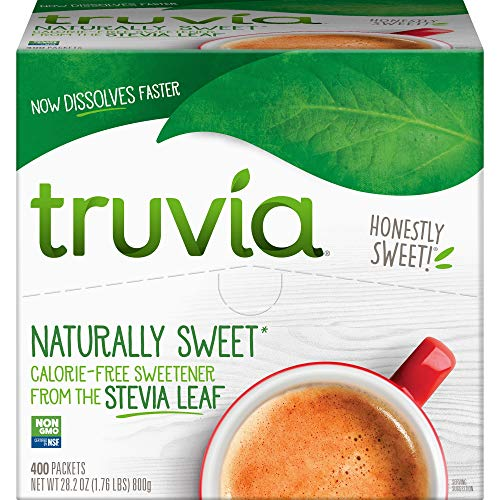 Truvia Natural Sweetener, 400 Count